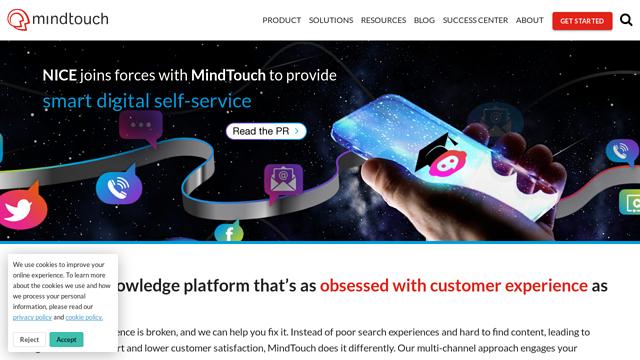 Mindtouch API koppeling