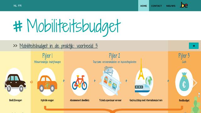 Mobiliteitsbudget API koppeling