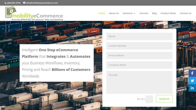 MobilityeCommerce API koppeling