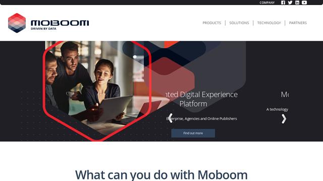 Moboom API koppeling