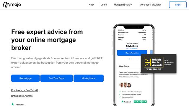 Mojo-Mortgages API koppeling