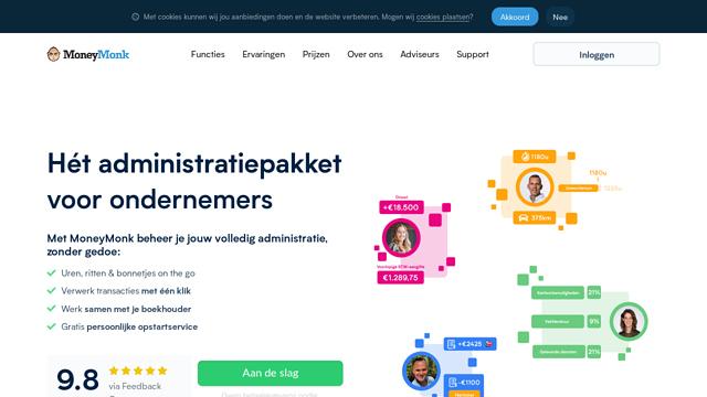 MoneyMonk API koppeling