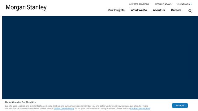 Morgan-Stanley API koppeling
