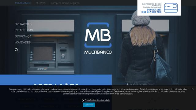 MULTIBANCO API koppeling