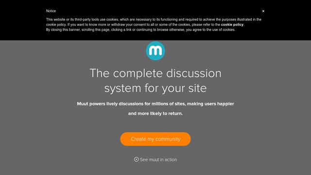Muut API koppeling