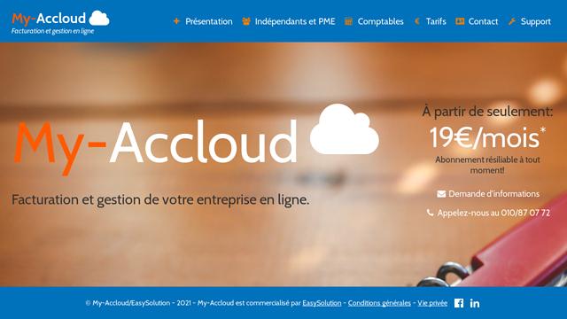 My-Accloud API koppeling