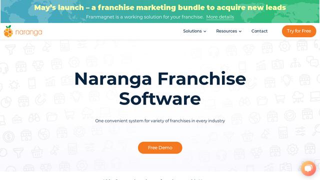 Naranga API koppeling