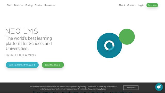 NEO-LMS API koppeling