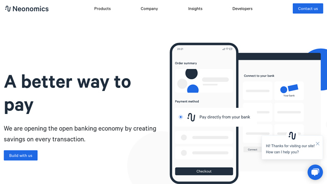 Neonomics API koppeling