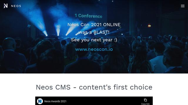Neos API koppeling