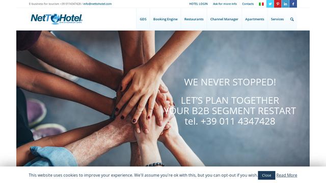 NetToHotel API koppeling