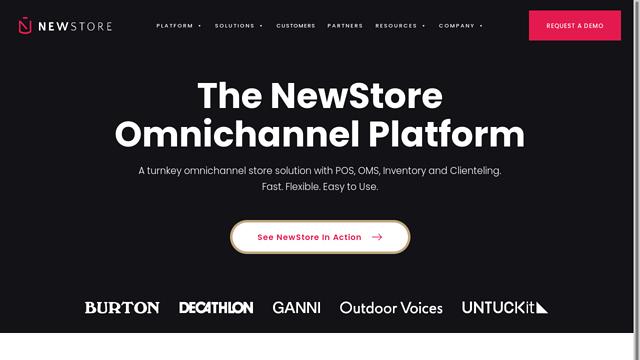 NewStore API koppeling