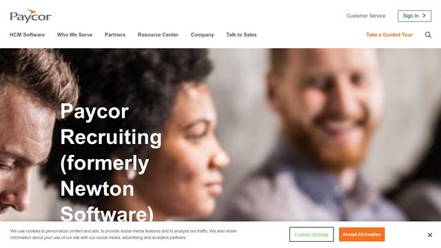 Newton-Software API koppeling