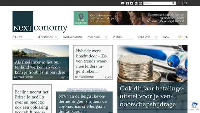 NextConomy API koppeling