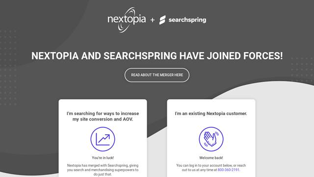 Nextopia API koppeling