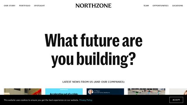 Northzone API koppeling