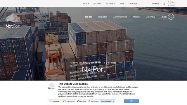 NxtPort API koppeling