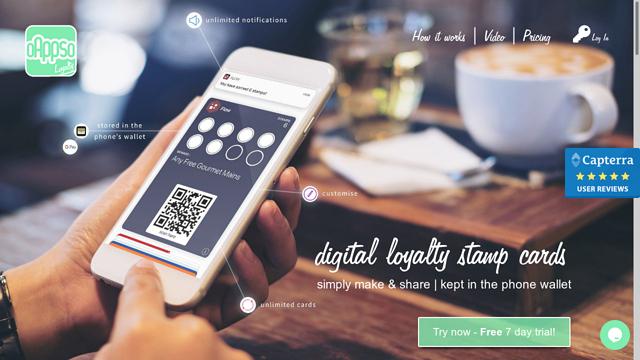 Oappso-Loyalty API koppeling