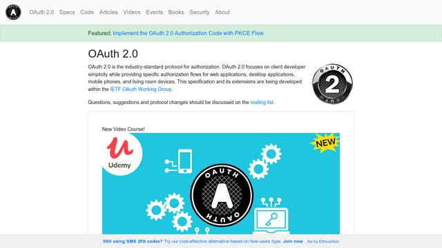 OAuth-2.0 API koppeling