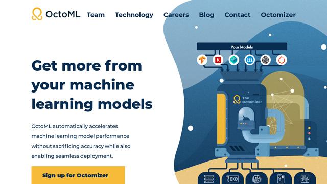 OctoML API koppeling