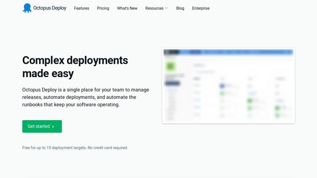 OctopusDeploy API koppeling