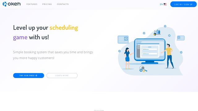 OKEH API koppeling