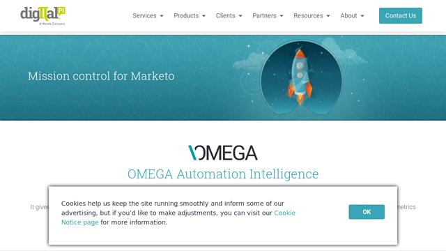 Omega API koppeling