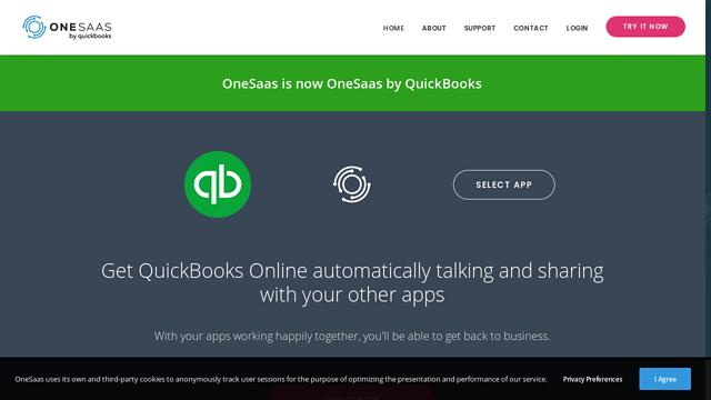 OneSaas API koppeling