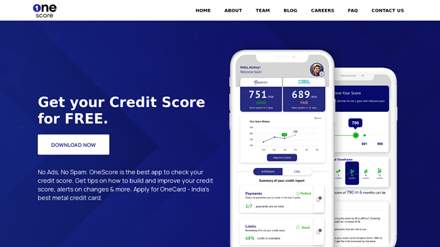 OneScore API koppeling