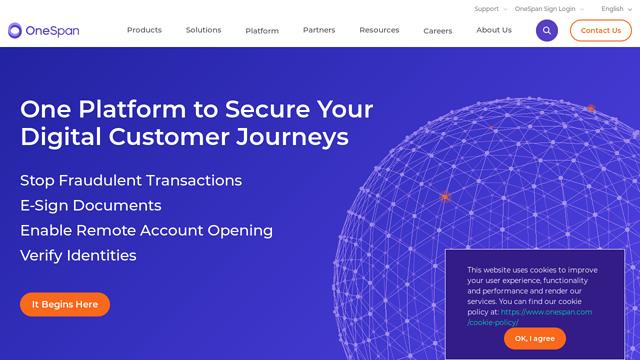 OneSpan API koppeling