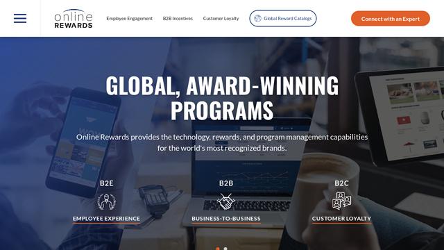 Online-Rewards API koppeling