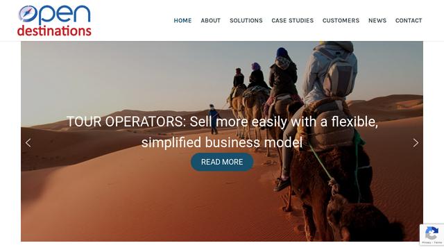 Open-Destinations API koppeling