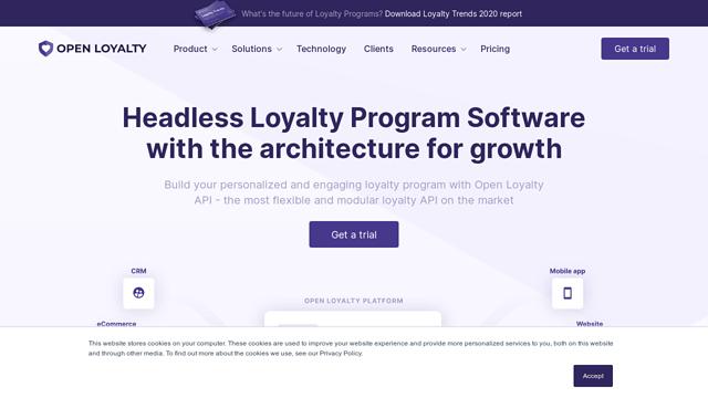 Open-Loyalty API koppeling