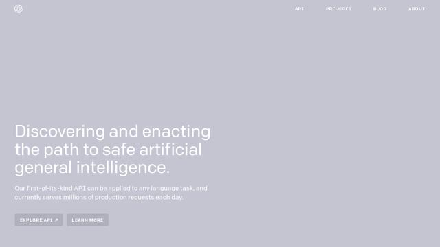 OpenAI API koppeling