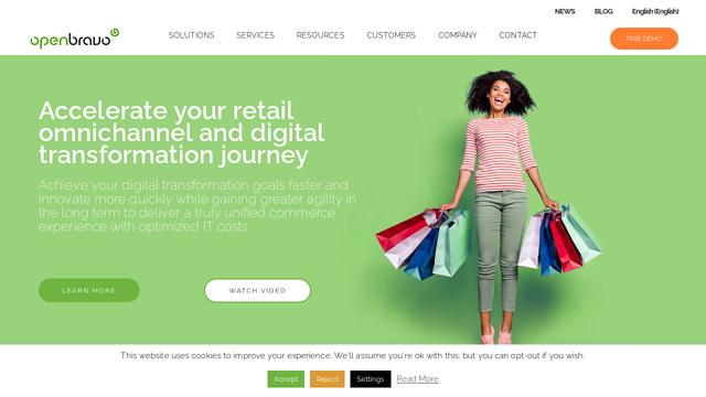 Openbravo-Commerce-Suite API koppeling