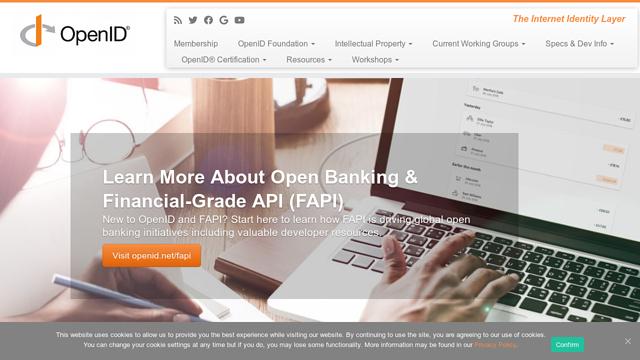 OpenID API koppeling