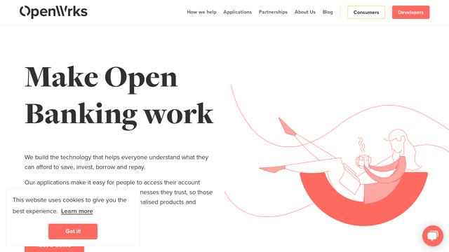 OpenWrks API koppeling