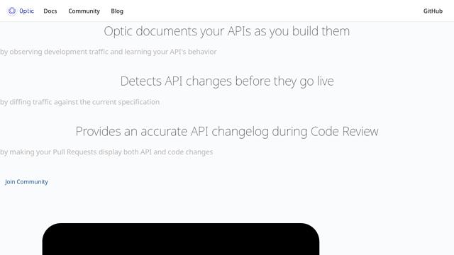 Optic API koppeling