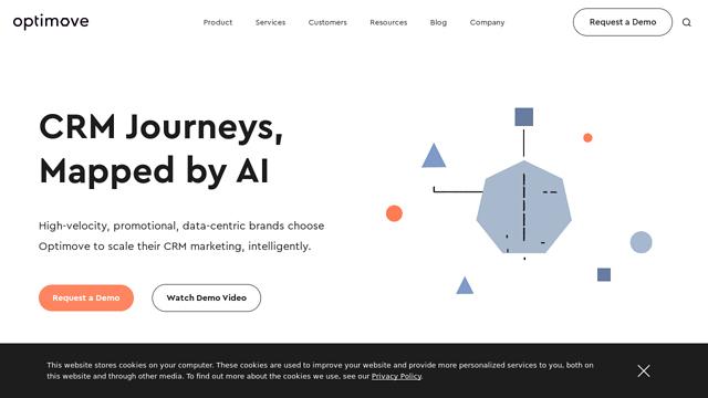 Optimove API koppeling