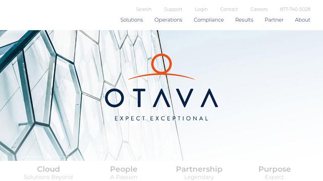 Otava API koppeling