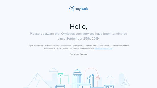 OxyLeads API koppeling