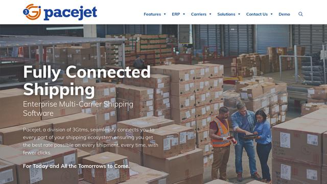 Pacejet API koppeling
