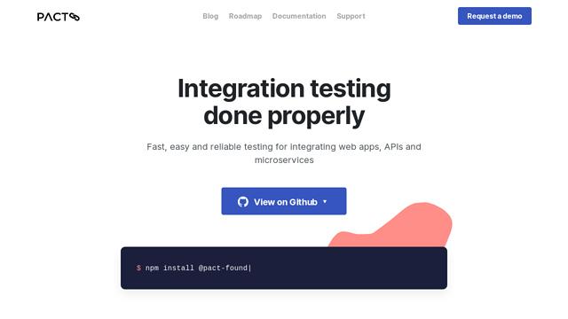Pact-Foundation API koppeling