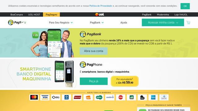 PagSeguro API koppeling