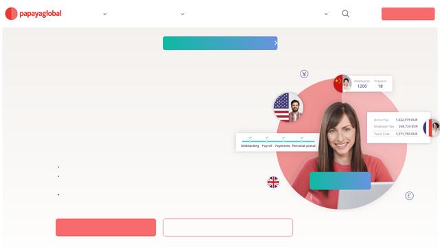 Papaya-Global API koppeling