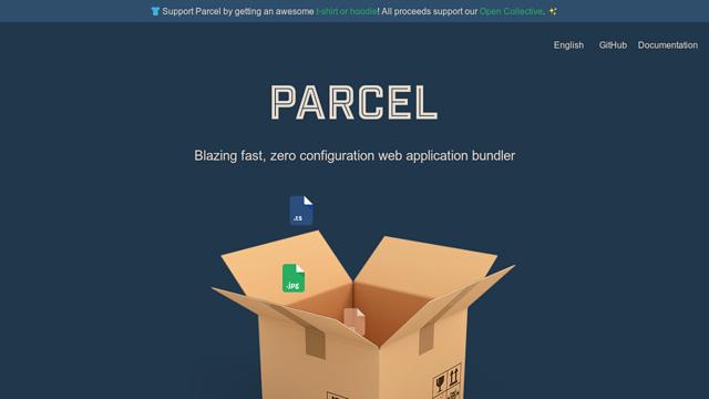 Parcel API koppeling
