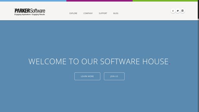 Parker-Software API koppeling