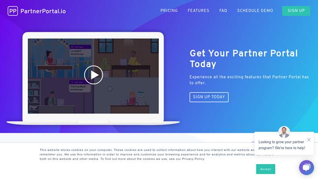 PartnerPortal.io API koppeling