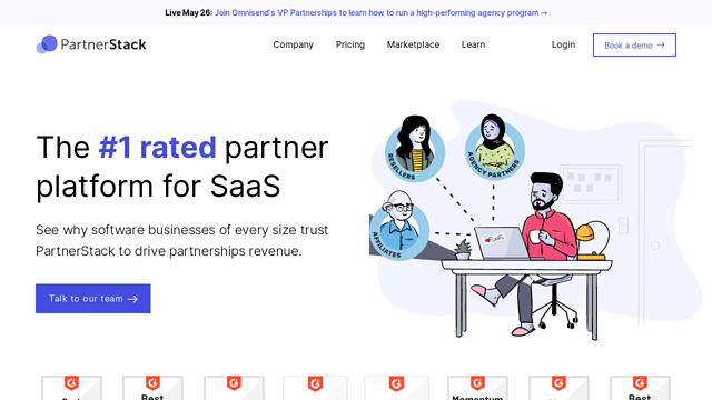 PartnerStack API koppeling