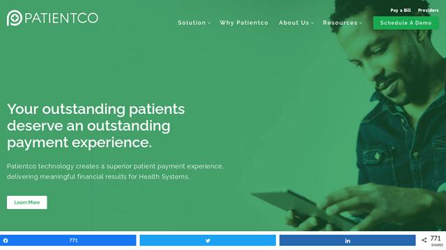 Patientco API koppeling
